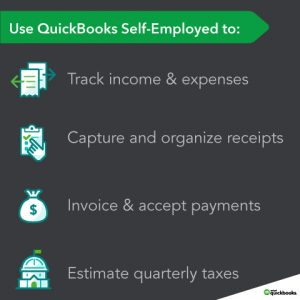 Quickbooks Self Employed 2020 Professional Movers Freelancers Taskrabbit Independent Contractors