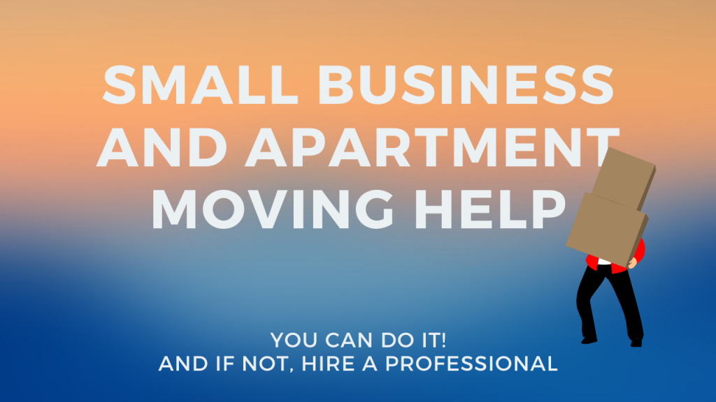 Moving Equipment for your Boston Massachusetts office furniture and apartment and condo moves