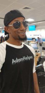 AdamHelper Professional Mover Logan Airport Deliveries Boston Massachusetts