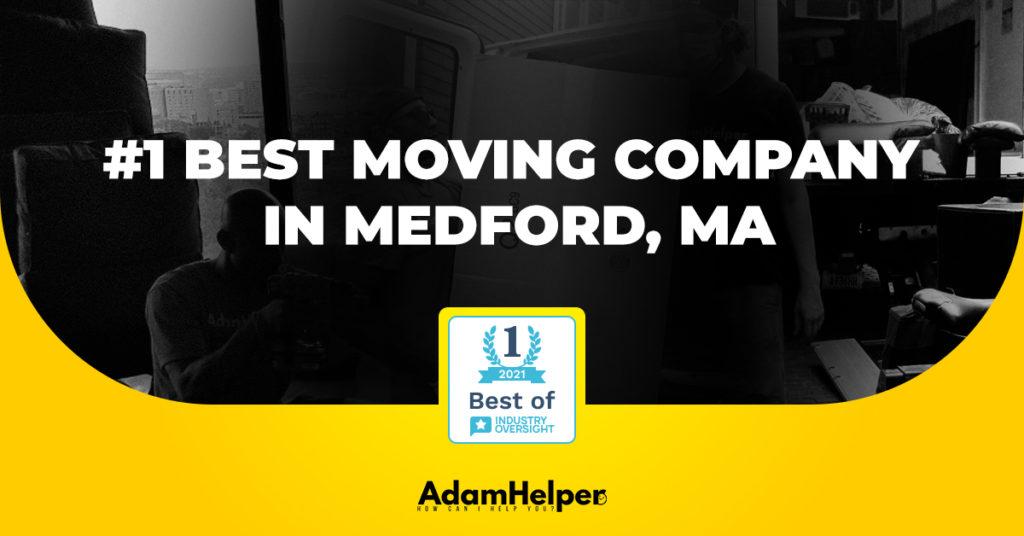 AdamHelper Best Movers in Medford Massachusetts Boston and metro west